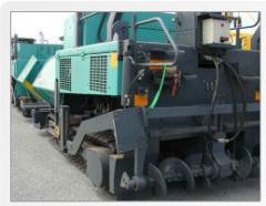 Terminadora de asfalto RP755