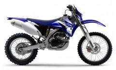 Motocicleta WR450F