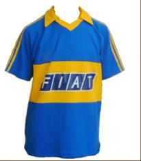 """Camiseta Boca Juniors """"Gabriel"""