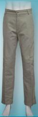 Pantalón de vestir sin pinza