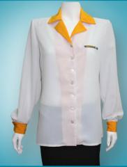 Blusa clásica de vestir