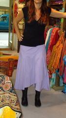 Faldas de algodón