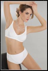 Corpiño en algodón y lycra (Elegante)