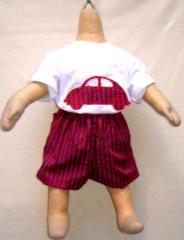 Children's festive clothing