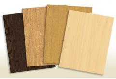 Materiales para pruducción de muebles