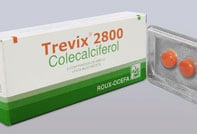 Colecalciferil Trevix 2800