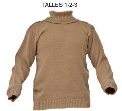 Suéter de caballero