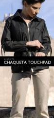 Campera con Touchpad