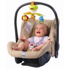 Móvil electrónico 3 en 1 para bebés