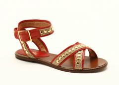 Sandalia frescas
