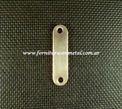 Fornitura de metal cod: 8-33-2p