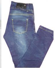 Chaleco de Jeans