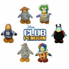 Peluches Club Penguin