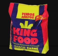 Pienso King Food Perros Adultos