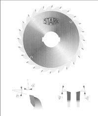 Sierras circulares múltiples M10