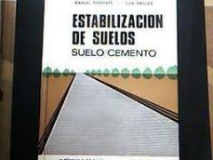 Estabilización de suelo