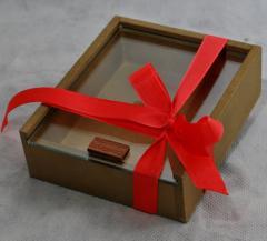 Caja de regalo para bomboneria