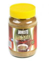 Yerba mate soluble