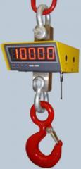 Dinamometro electrónico línea  ahs - din