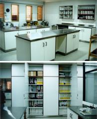 Equipamiento para laboratorio