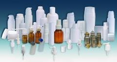 Envases de plásticos para uso en farmacias