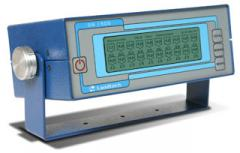 Monitor de siembra modelo DS 1500