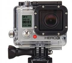 Cámara GoPro Hero 3 Black Edition