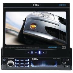Reproductor de DVD para auto Boss bv 999.