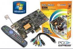 Sintonizadora de TV PCI Compro E500F