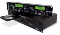 Reproductor de CD doble MP302