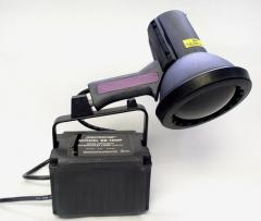 Proyector de iluminación UV