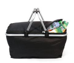 Canasta Basket Bag