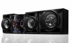 Minicomponente Sony MHC-GTR555 MP3/USB 8300W PMPO