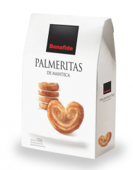 Galletitas palmeritas