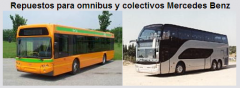 Peças sobressalentes para autocarros