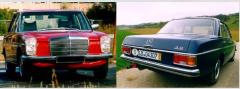 Repuestos Mercedes Benz - Chasis W114