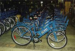 Bicicleta panaderos