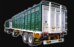 Carrocerías mixtas para camiones