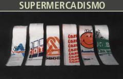 Bolsas camisetas para supermercado