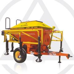 Fertilizadoras para polvo modelo hp 2000 y