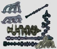 Composants et pièces de rechange d'avion