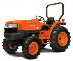Tractores agrícola / parquero kubota 35 cv 4x4