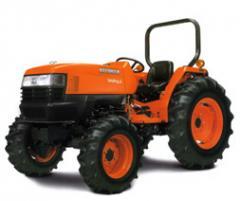 Tractores agrícola / parquero kubota 45cv 4x4
