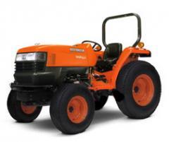 Tractor parquero kubota 45cv 4x2