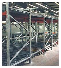 Equipment for warehouses