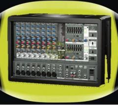 Audio Profesional Potencias Cabezales Mixer
