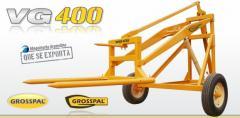Elevador transportador de rollos vg 400