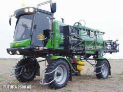 Pulverizadores Futura 2500 AB