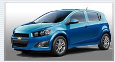 Repuestos Chevrolet Sonic Hatchback
