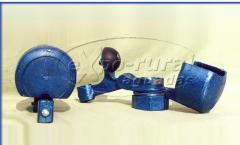 Válvulas para cierre de paso de agua
